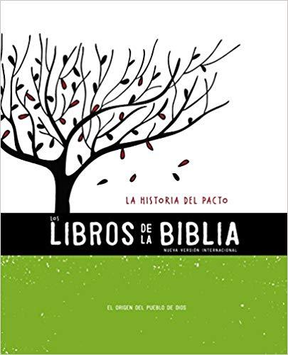 NVI, Los Libros de la Biblia: La Historia del Pacto, Rústica: El origen del Pueblo de Dios