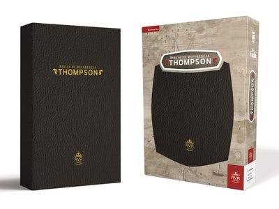RVR60 Biblia de Referencia Thompson, Imitación Piel