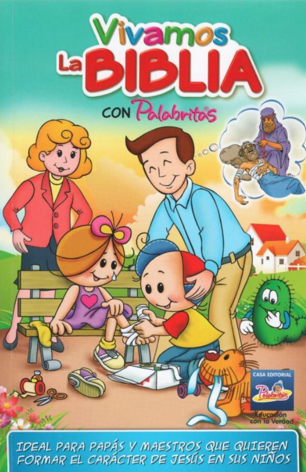 Vivamos la Biblia con Palabritas>
