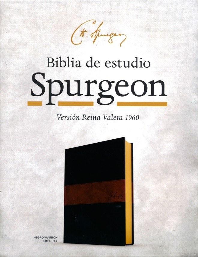 Biblia de Estudio Spurgeon>