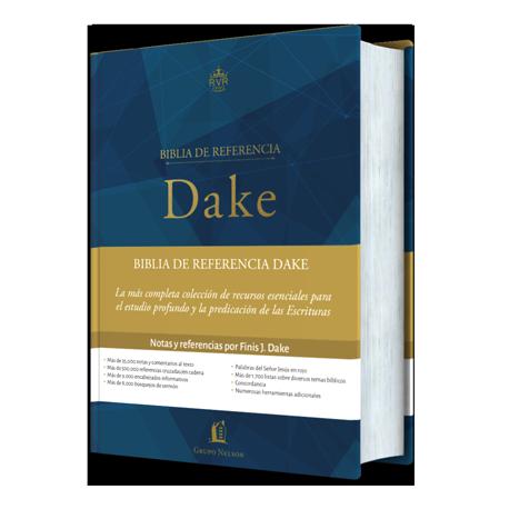 Biblia De Estudio Dake - Tapa Dura>