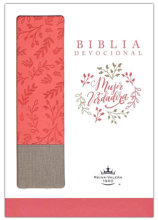 Biblia Devocional Mujer Verdadera>