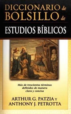 Diccionario de bolsillo de Estudios Bíblicos
