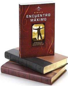 Biblia Encuentro Máximo Caja