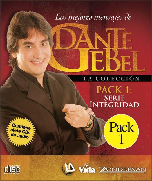 Los Mejores Mensajes de Dante Gebel: Serie Integridad Pack 1