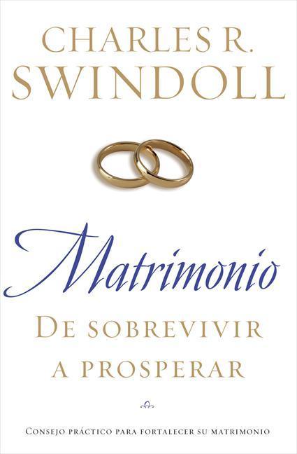 Matrimonio de sobrevivir a prosperar