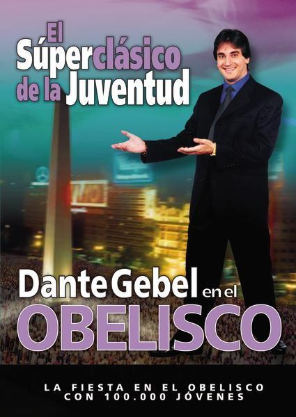 Dante Gebel Superclásico - DVD