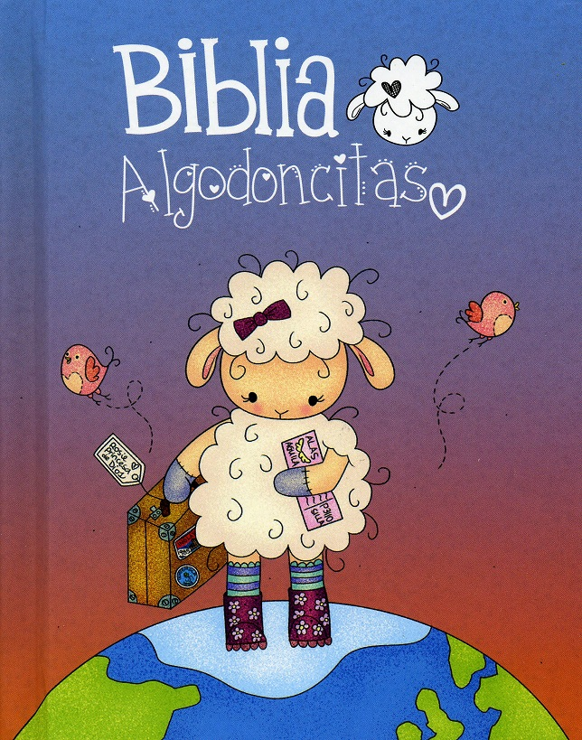 Biblia Algodoncitas Reina Valeria 1960 Tapa Dura Varios Colores>