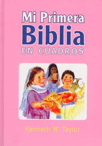 Mi primera Biblia en Cuadros - Rosado