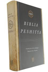 Biblia peshitta de B&H Espanol