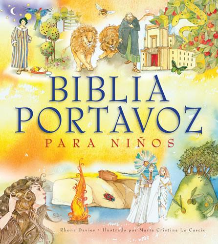 BIBLIA PORTAVOZ PARA NINOS>
