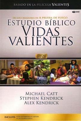 Estudio Bíblico: Vidas Valientes - DVD