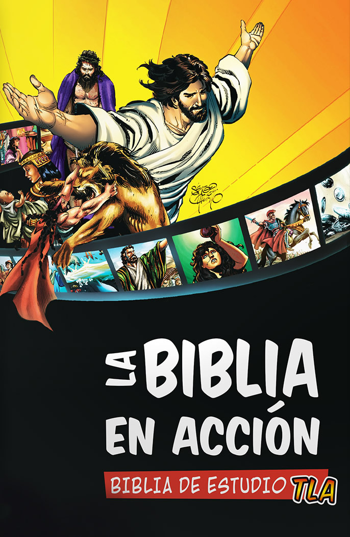 Biblia de Estudio En Acci�n TLA>