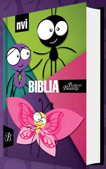 BIBLIA NVI BUGS AND BLESSING>