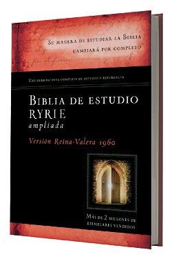 Biblia de Estudio Ryrie - Cuero