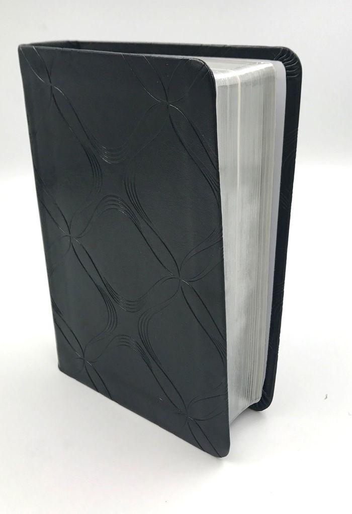 Biblia de Promesas / compacta / Reina Valera 1960 / piel negro>