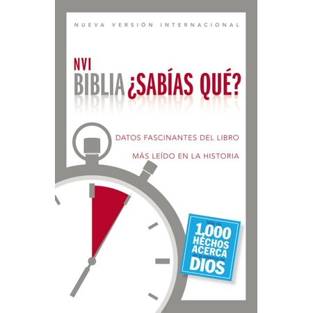 Biblia NVI �Sab�as qu�? - Tapa Dura>