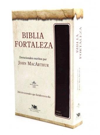 Biblia Fortaleza Reina Valera 1960 Negro