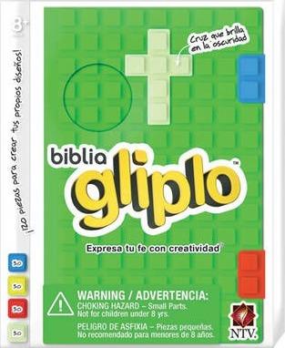 Biblia Gliplo NTV, silicona verde>