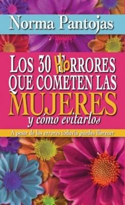 Los 30 horrores que comenten las mujeres