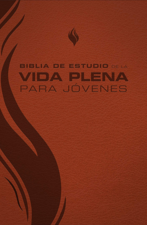 Biblia de Estudio de la Vida Plena para J�venes RV60 (Marr�n) >