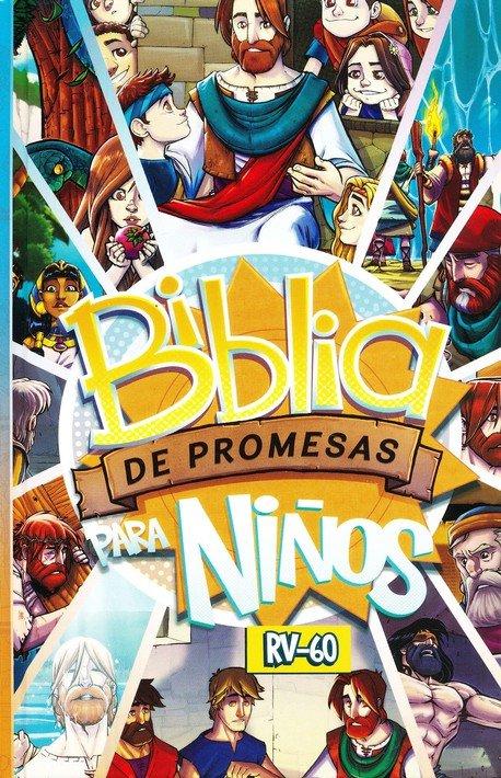 Biblia de promesa para ni�os- RV1960>