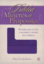 Biblia Mujeres de Proposito>