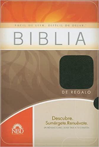 Biblia NBD Cuero