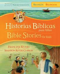 Historias bíblicas para niños bilingüe