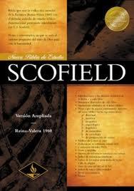 Biblia de estudio Scofield Cuero