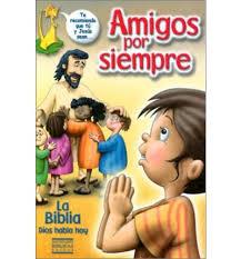 Biblia Amigos por Siempre - DHH
