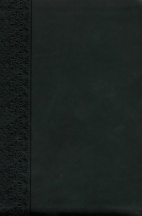 Biblia Holman Personalizada Negro con Indice >