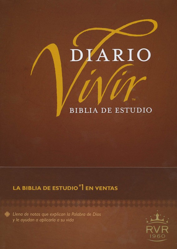 Biblia Diario Vivir Tapa Dura