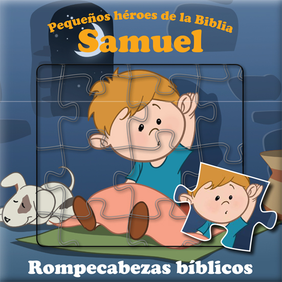 Pequeños Héroes de la Biblia Samuel