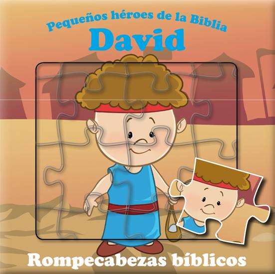 Pequeños Héroes de la Biblia David
