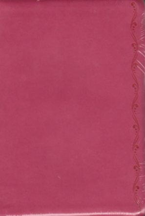 Biblia Holman Personalizada Rosada con Indice