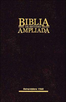 Biblia ampliada de estudio