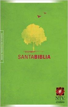 Santa Biblia / Nueva Traducci�n Viviente / edici�n Cosecha / tapa r�stica>