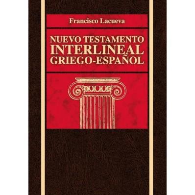 Nuevo Testamento Interlineal Griego español