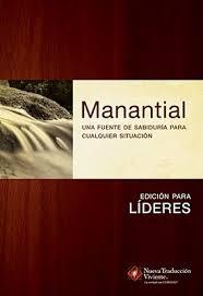 Devocional Manantial Líderes