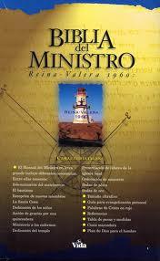 Biblia del Ministro con indice