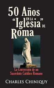 50 años en la Iglesia de Roma