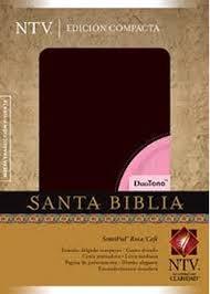 Biblia NTV Caja Rosa/Negra