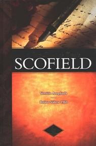 Biblia Scofield Nueva Tapa Dura