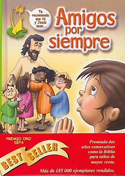 Biblia Amigos por Siempre - RVR1960