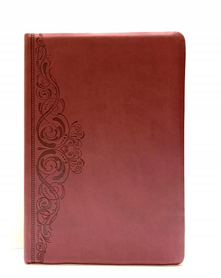 Biblia Personalizada Holman vino>