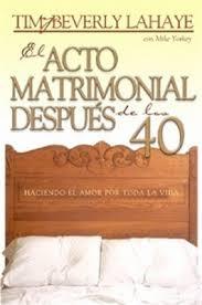 El acto matrimonial después de los 40