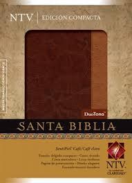Biblia NTV Compacta