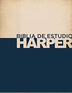 Biblia Harper Caribe tapa dura