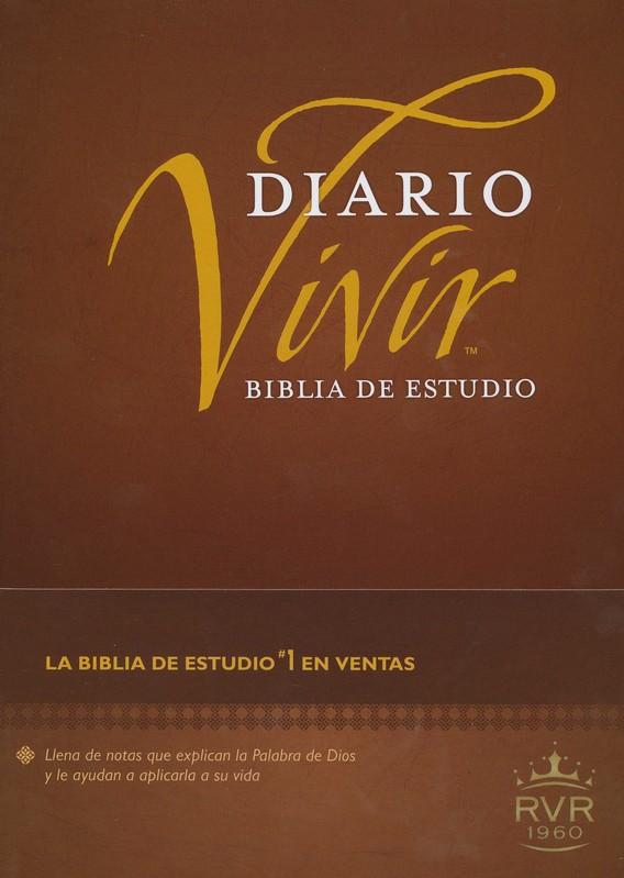 Biblia Diario Vivir Tapa Dura Indice